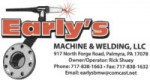 Early's Machine & Welding, LLC