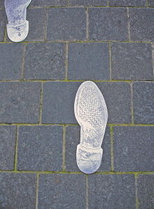 footprint-photo